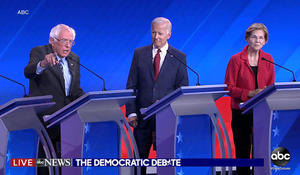 Medicare for All dominates 3rd Democratic debate in Houston