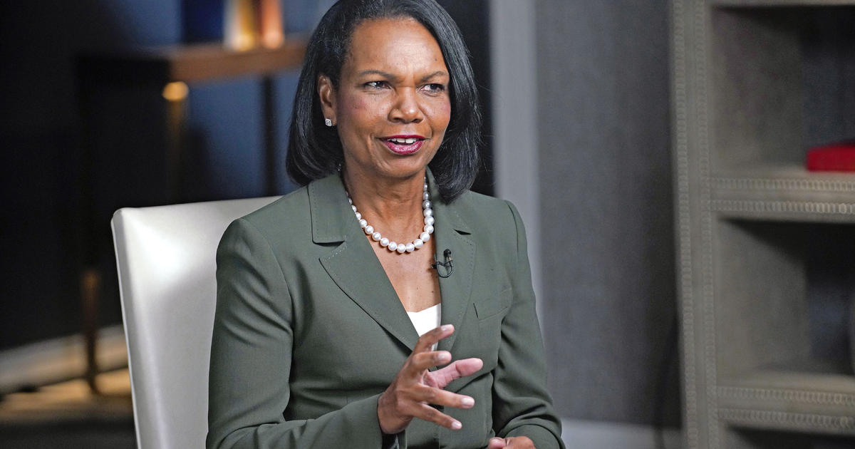 "Condoleezza Rice says global ""crisis"" is brewing because of nativism and populism"