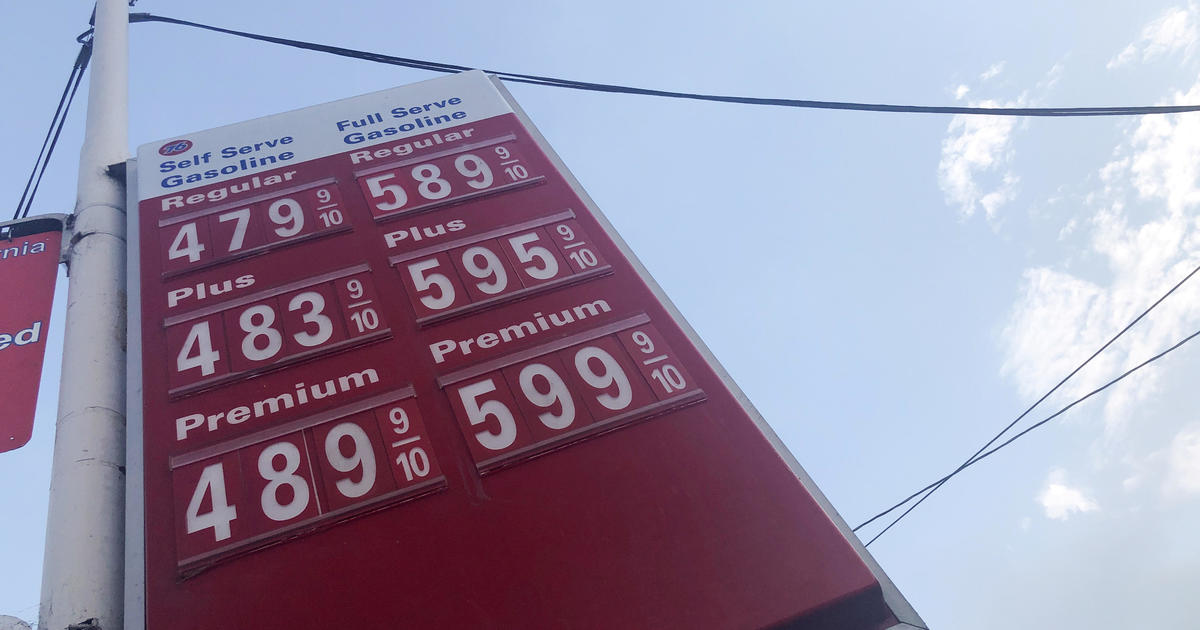 U.S. gas prices already spiking after Saudi Arabia oil attack