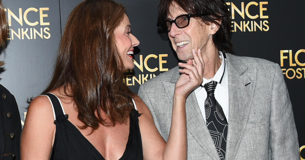 "Wife recounts finding Ric Ocasek after he died: ""I touched his cheek"""