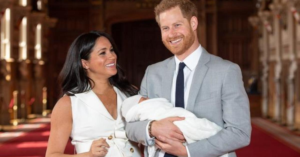 The Royals Report: Harry, Meghan & Archie prepare for Africa trip
