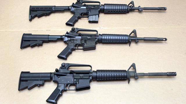 Colt Rifles