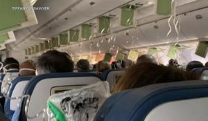 """Passenger describes """"screaming"""" on Delta flight amid 29,000-foot descent"""