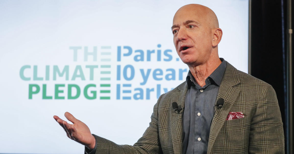 Amazon promises to go carbon-neutral in a decade