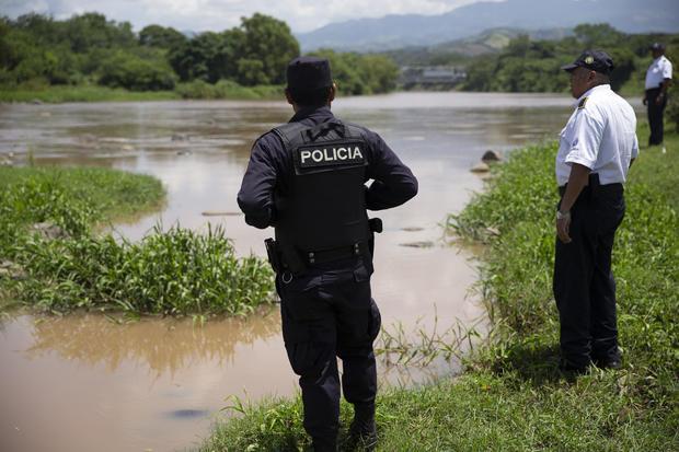 El Salvador Border Patrol