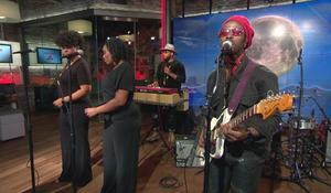 "Saturday Sessions: Black Pumas perform ""Colors"""
