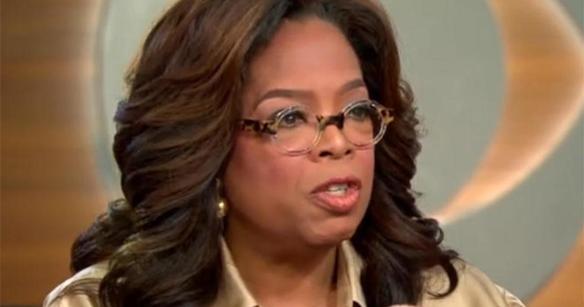 Oprah Winfrey on the biggest mistake candidates make