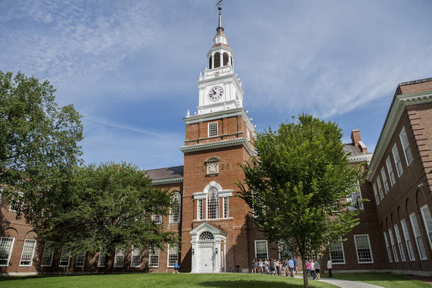 Baker-Berry Library, Dartmouth College, Hanover, New Hampshire