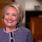 """Hillary Clinton is seen in an interview airing on CBS' """"Sunday Morning"""" September 29, 2019."""