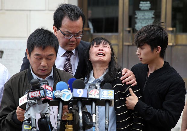 Federal jury finds man guilty of kidnapping, slaying Chinese scholar