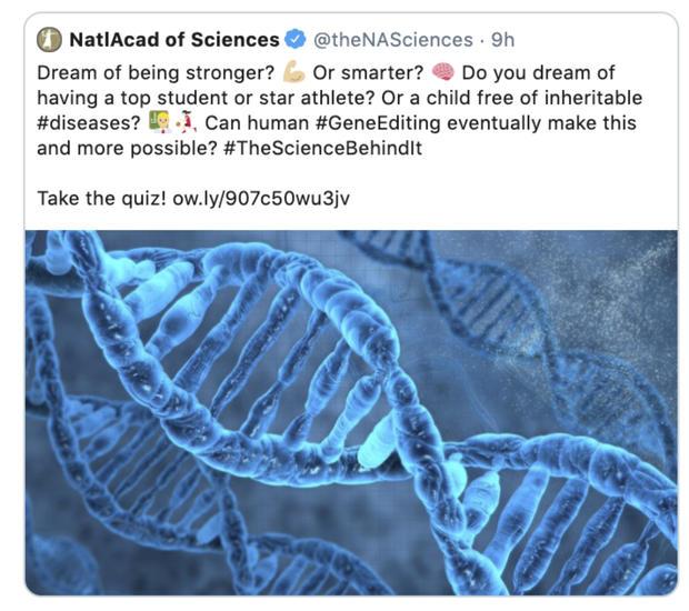 Gene Editing Video