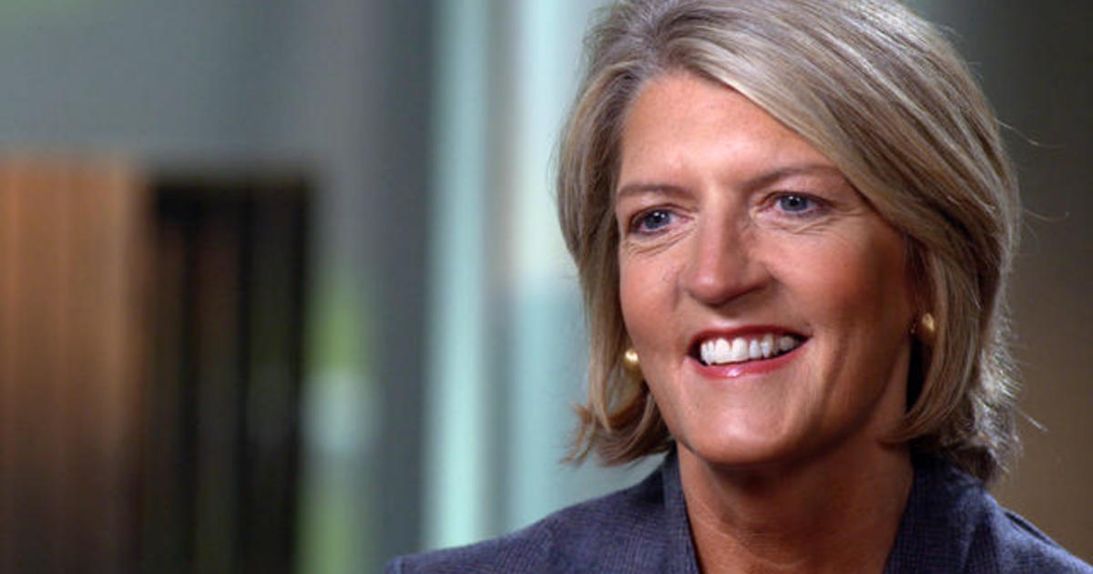 """Land O'Lakes CEO Beth Ford: The """"60 Minutes"""" interview"""