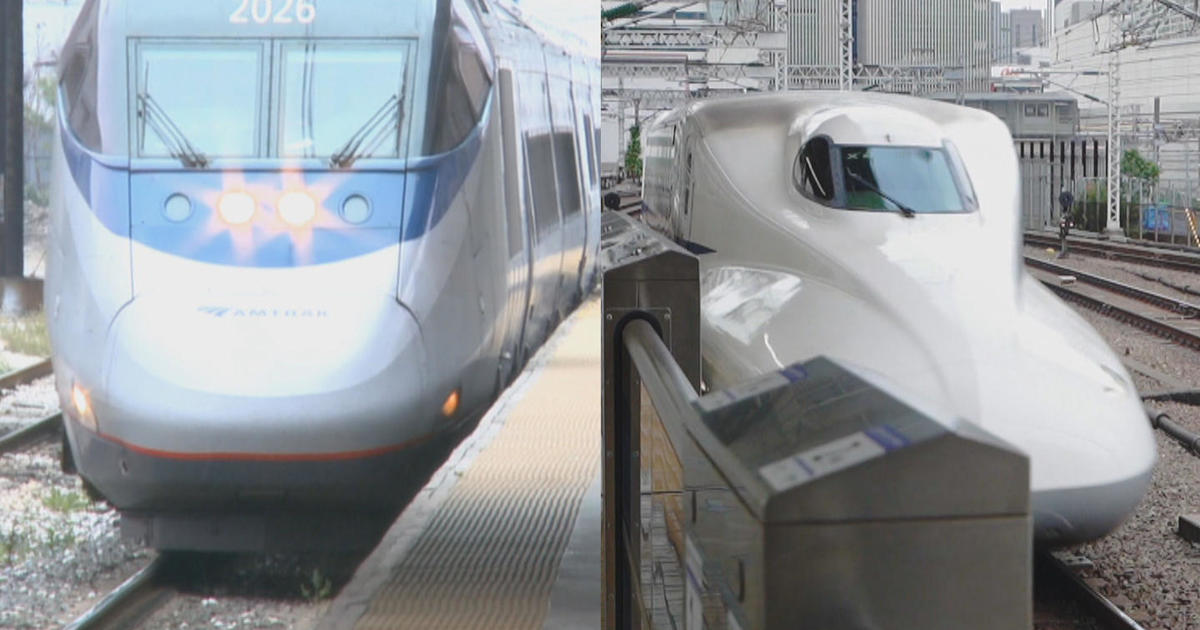 Riding the rails: Comparing price, speed and manners in the