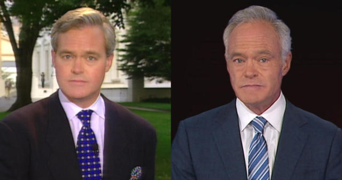From Clinton to Trump: Scott Pelley reflects on covering two impeachment debates