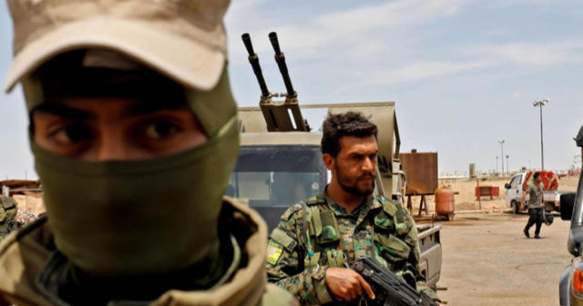 photo image Turkey begins assault on Kurdish forces in Syria