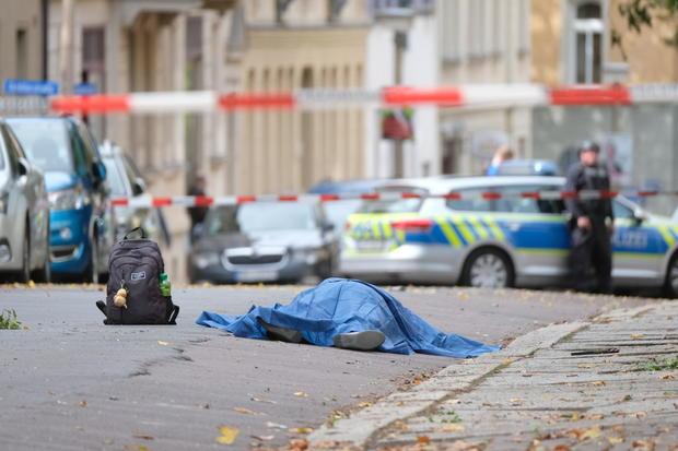 APTOPIX Germany Shooting