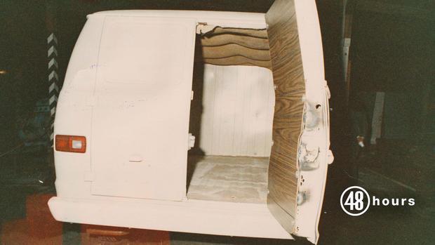 Chowchilla kidnappers white van