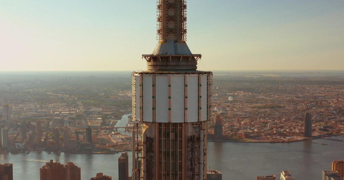 Exclusive look inside the Empire State Building's $160 million makeover