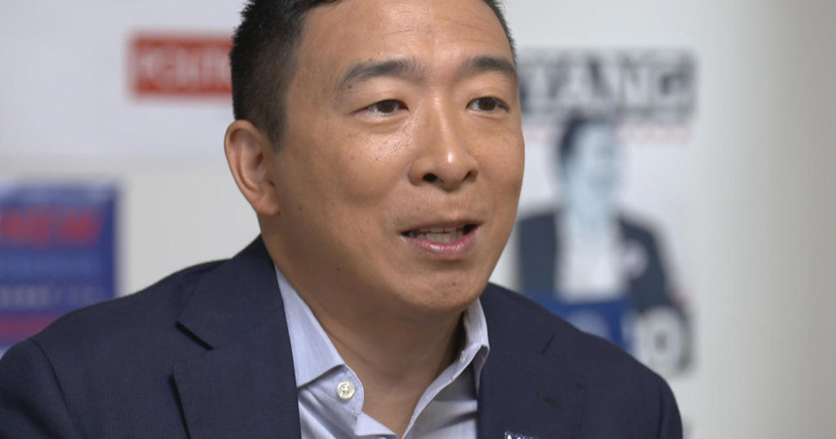 "The ""Freedom Dividend"": Inside Andrew Yang's plan to give every American $1,000"