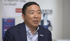 """Andrew Yang on creating a """"trickle-up"""" economy"""