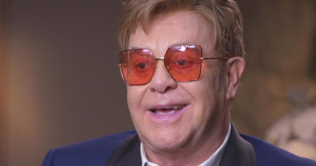"""Elton John: Addiction """"nearly destroyed my soul"""""""