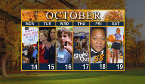 Week of October 14