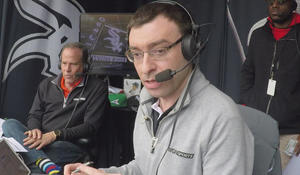 Sports announcer Jason Benetti on being a voice for those with cerebral palsy