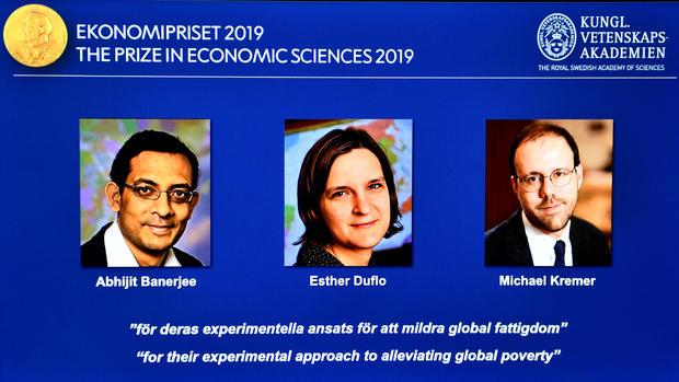 2019 Nobel Prize in Economics