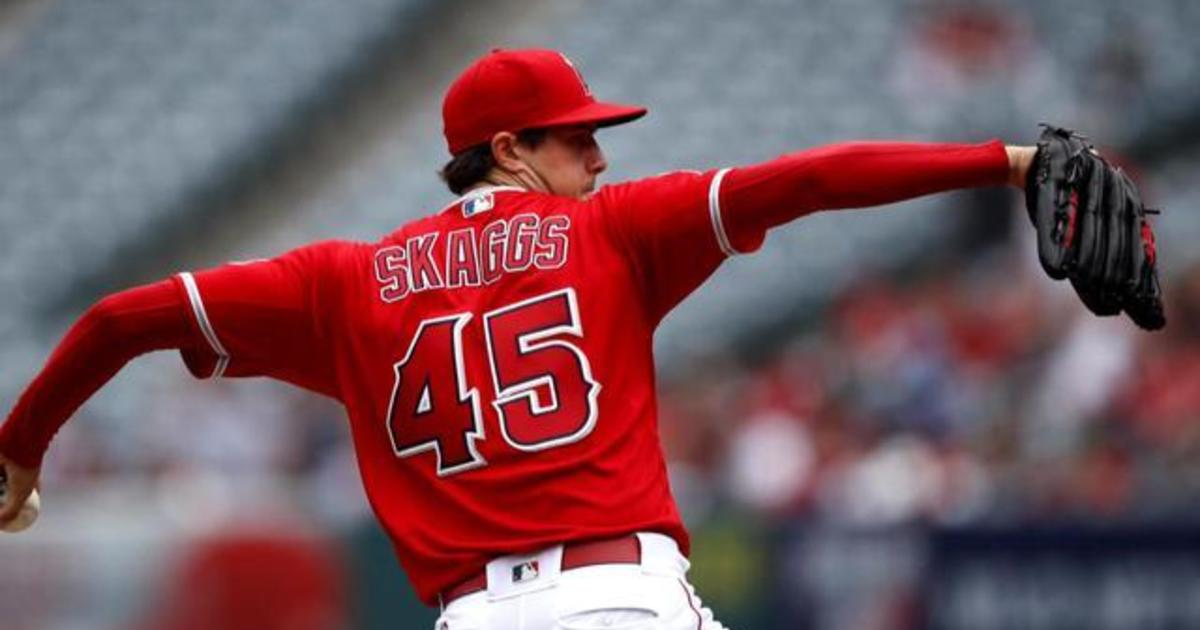 Tyler Skaggs was reportedly given oxocodone by L.A. Angels employee