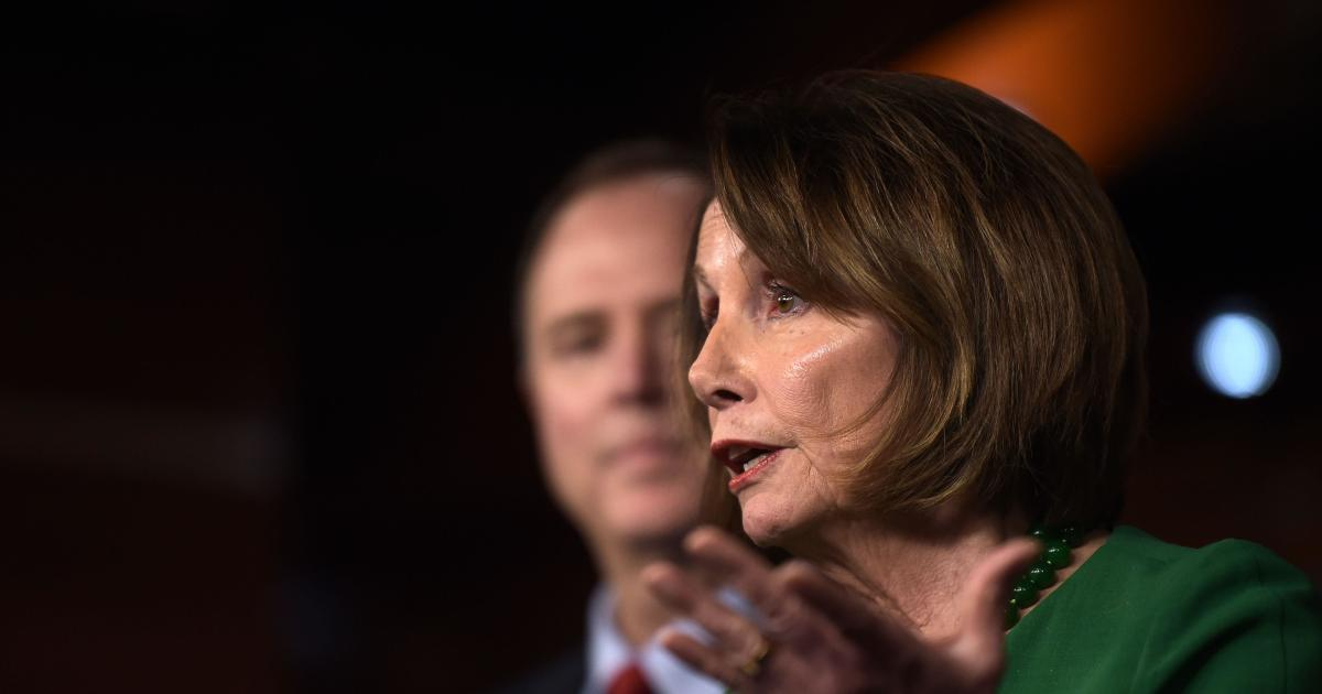 Pelosi rebuffs calls for full House vote on authorizing impeachment inquiry