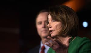 Pelosi rebuffs calls for full House vote on impeachment inquiry