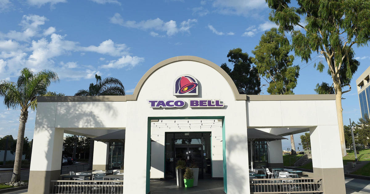 Taco Bell recalls 2.3 million pounds of beef due to concerns over metal shavings