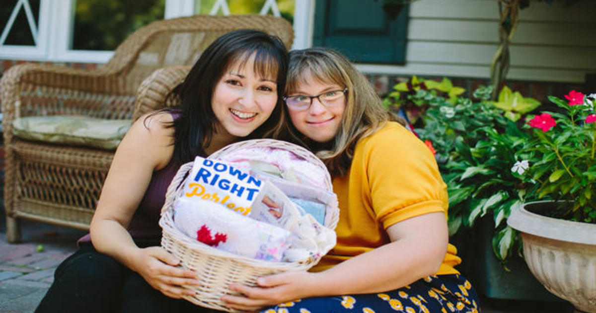 Woman with Down syndrome starts nonprofit to help expecting parents