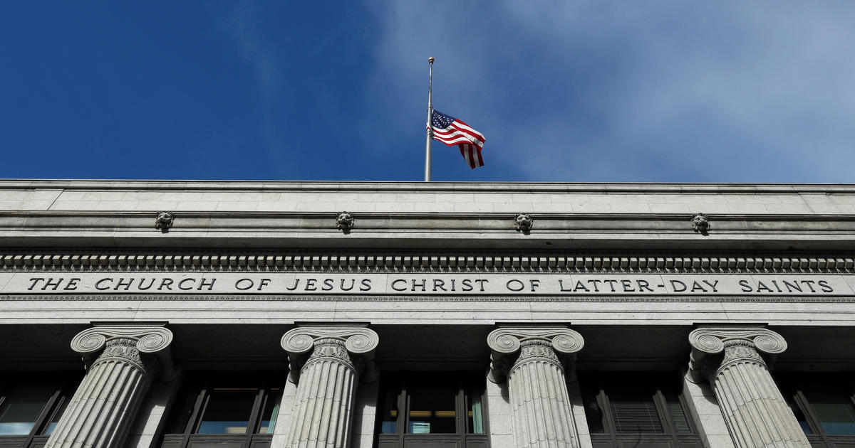 """Mormon Church urges Utah not to bar """"conversion therapy"""" for LGBTQ minors"""