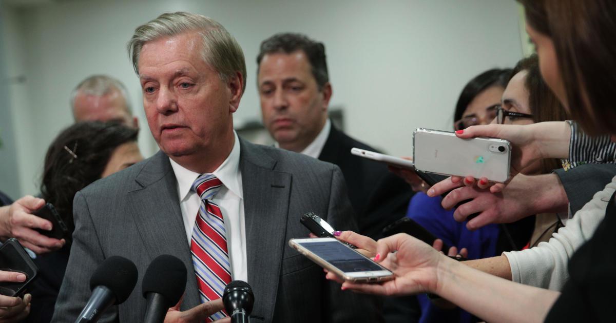 Lindsey Graham speaks on Turkey sanctions at news conference - live updates