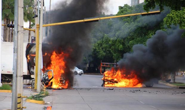 MEXICO-CRIME-UNREST-DRUGS
