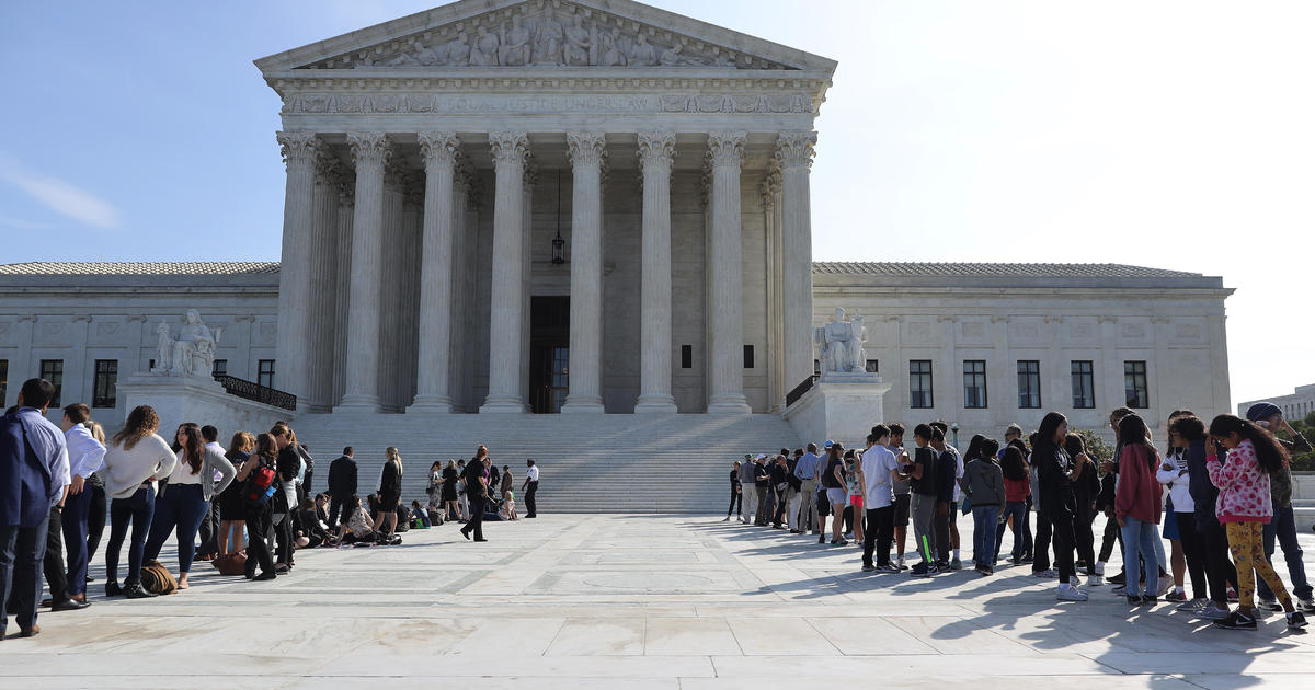 Supreme Court agrees to hear Trump administration's appeal in deportation case