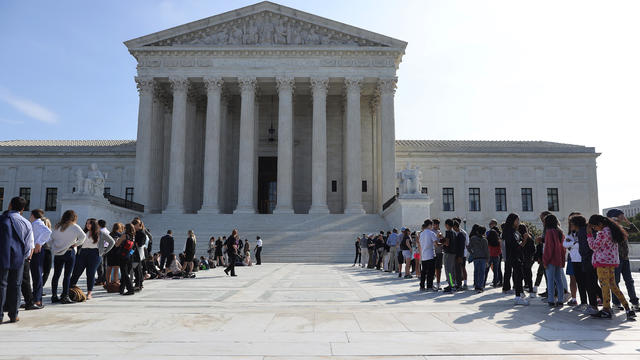 U.S. Supreme Court Starts A New Term