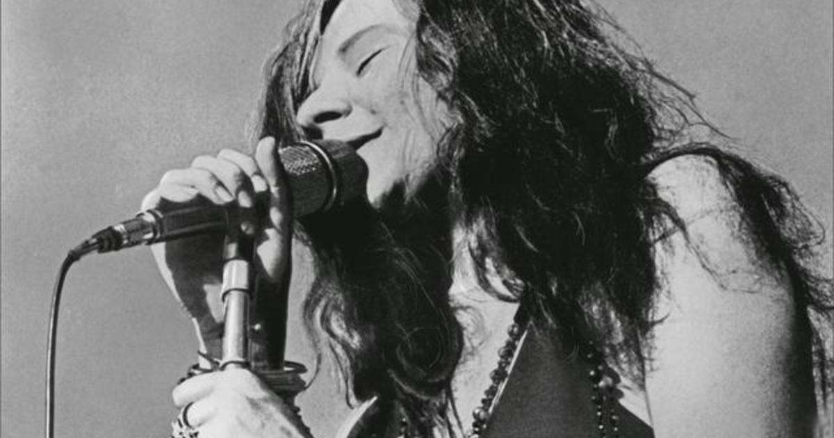 The life and music of Janis Joplin