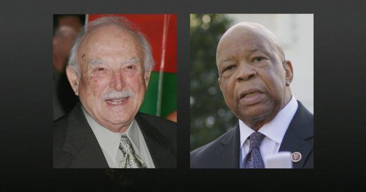 Passage: Bill Macy and Elijah Cummings