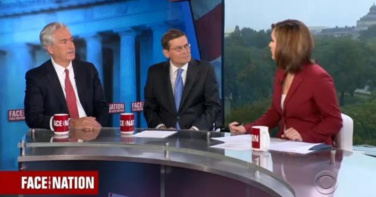"Transcript: Mike Morell and William Burns on ""Face the Nation,"" October 20, 2019"