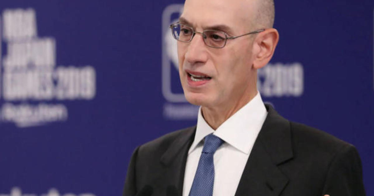 Can Adam Silver save the NBA in China?