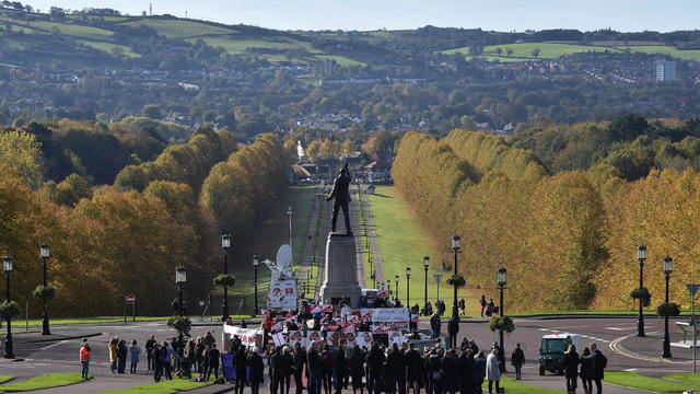 N Ireland Stormont Assembly Reconvenes To Discuss Abortion Rights And Gay Marriage