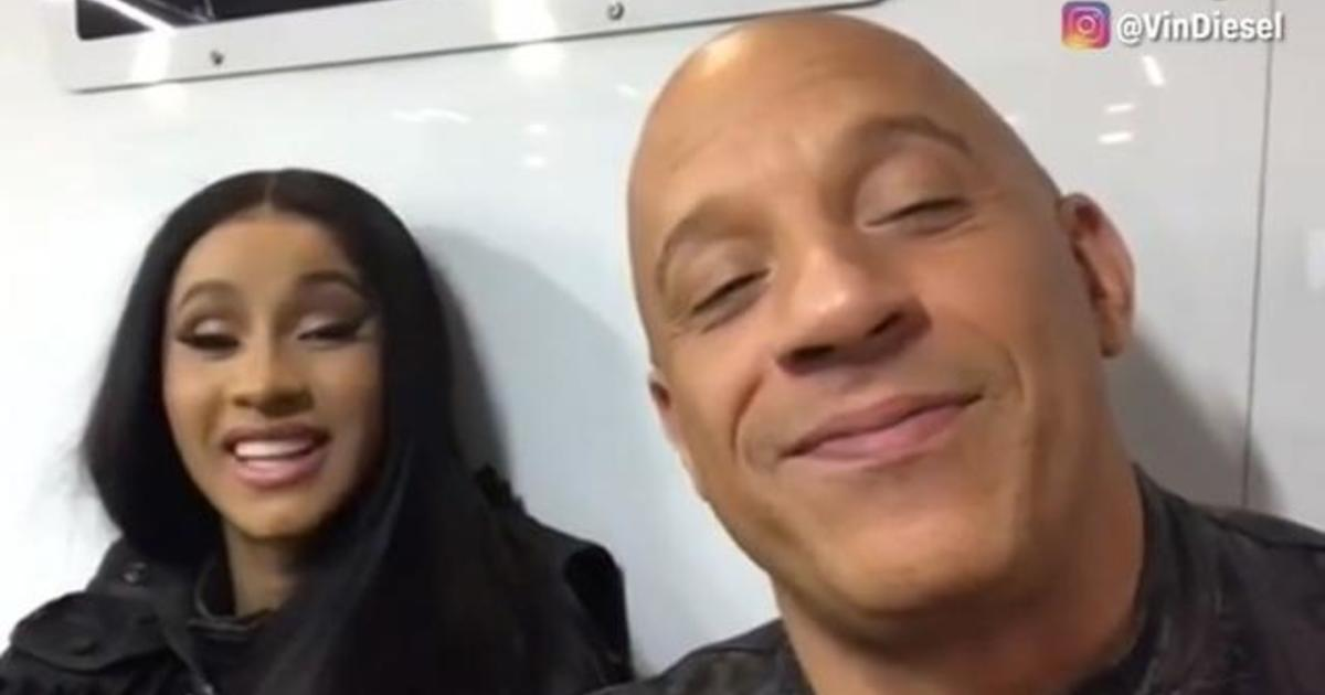 "Cardi B lands role in upcoming ""Fast & Furious 9"""