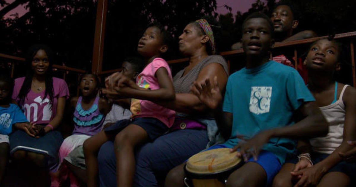 Web extra: Mitch Albom's Haitian orphanage