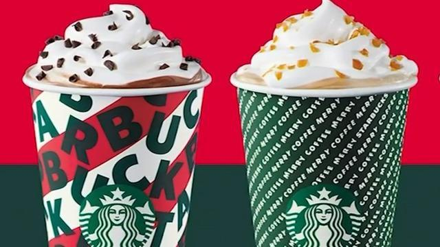 Starbucks Unveils 2019 Holiday Cups And Menu