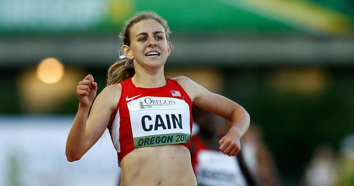 "Nike says it's investigating ""troubling"" allegations by Mary Cain"