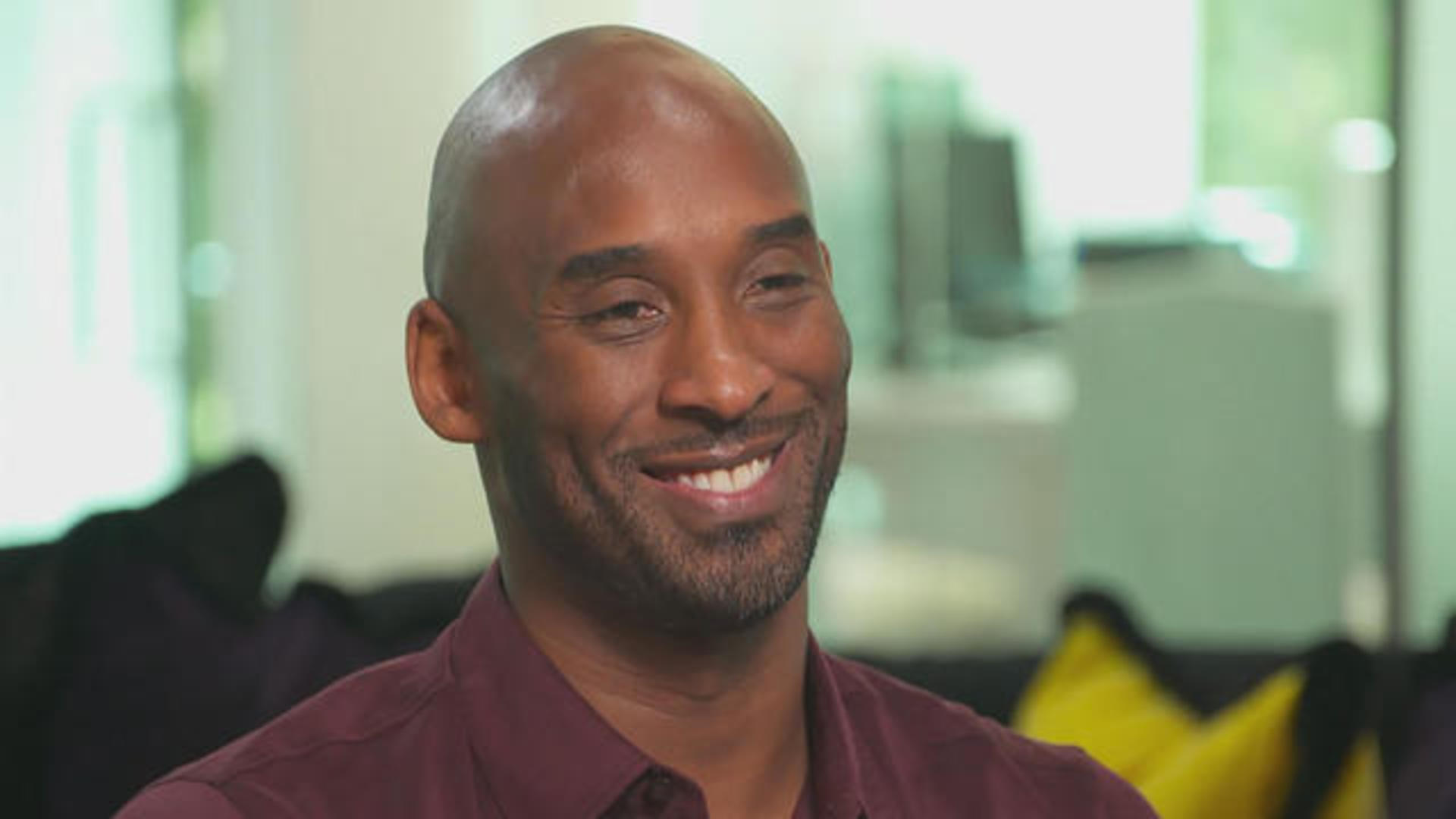 Kobe Bryant Wants To Be Known As A Storyteller Cbs News