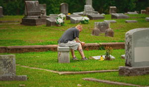 With deepest sympathy: The complications of coping with grief