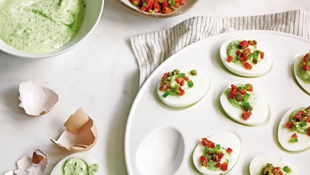 deviled-green-eggs-with-roasted-red-pepper-and-capers-620.jpg
